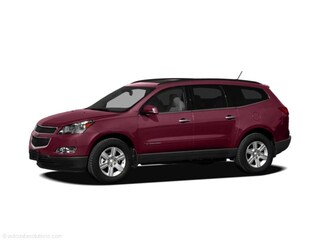 2011 Chevrolet Traverse LT w/1LT FWD  LT w/1LT