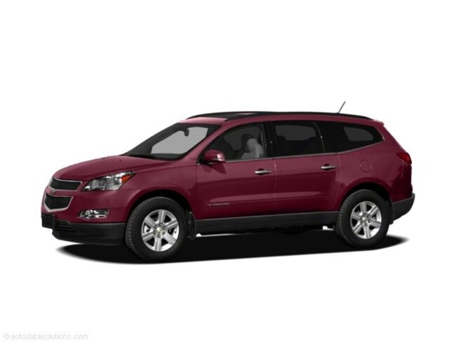 Used 2011 Chevrolet Traverse 1LT SUV for sale in Oregon, Ohio