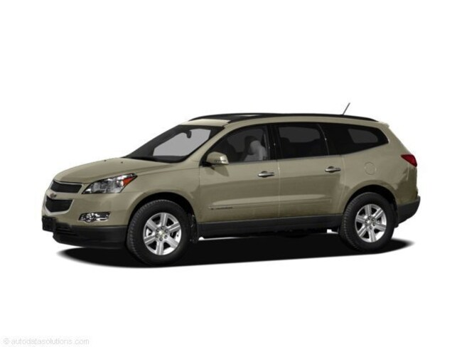 Used  2011 Chevrolet Traverse FWD  LT w/2LT SUV For Sale Conroe, TX