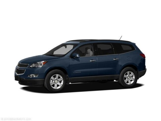 Used 2011 Chevrolet Traverse 1LT SUV in Manchester, NH