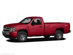 2011 Chevrolet Silverado 1500 Work Truck Truck Regular Cab