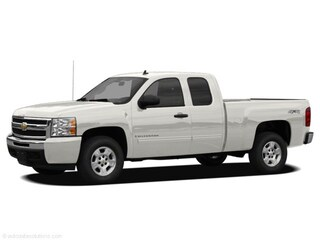 2011 Chevrolet Silverado 1500 2WD EXT CAB 143.5 LT Truck Extended Cab