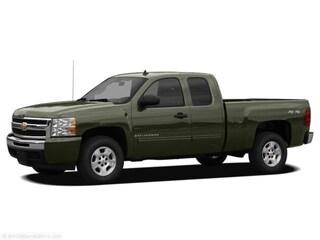 2011 Chevrolet Silverado 1500 LT 4X4 Truck Extended Cab
