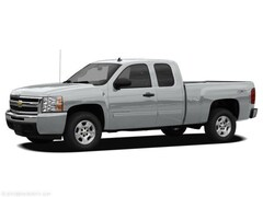 Used 2011 Chevrolet Silverado 1500 LTZ Truck Extended Cab for sale in Gallipolis, OH