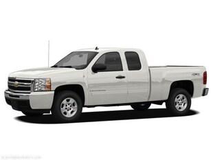 2011 Chevrolet Silverado 1500 LS Truck Extended Cab