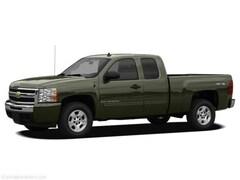2011 Chevrolet Silverado 1500 Truck Extended Cab