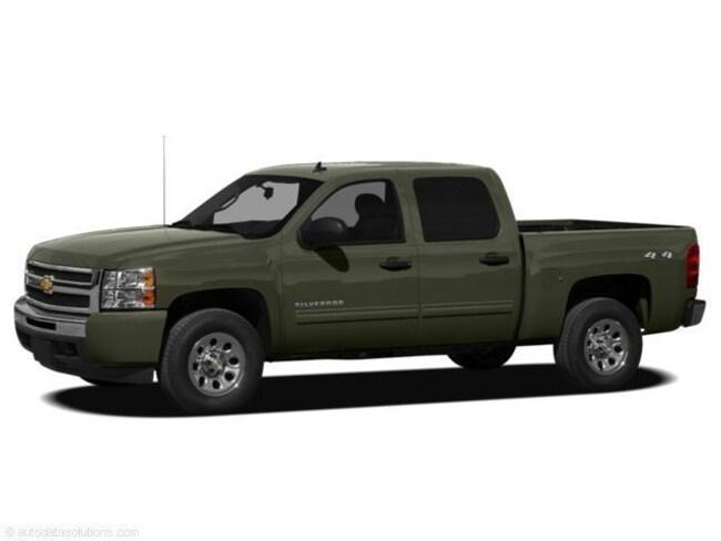 2011 Chevrolet Silverado 1500 LT Truck Crew Cab