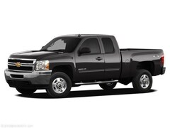 2011 Chevrolet Silverado 2500HD 4WD Ext Cab 144.2 LT Truck Extended Cab