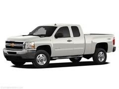 2011 Chevrolet Silverado 2500 4WD LT Full Size Truck
