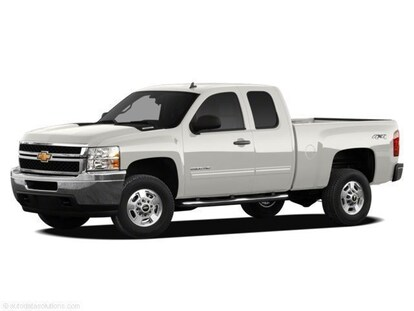Used 2011 Chevrolet Silverado 2500HD LT For Sale | Merrill