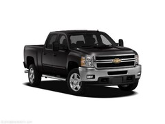 2011 Chevrolet Silverado 2500HD 4WD Crew CAB 153.7 LTZ Truck Crew Cab for sale in Terre Haute, IN at Burger Chrysler Jeep