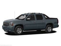 2011 Chevrolet Avalanche LS Truck Crew Cab