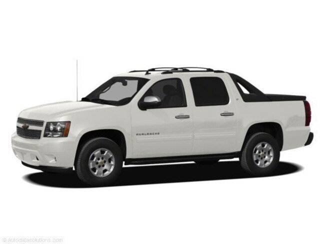 Used 2011 Chevrolet Avalanche 1500 LTZ Truck Danville, KY