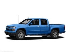 2011 Chevrolet Colorado Truck Crew Cab