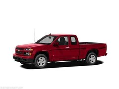 2011 Chevrolet Colorado LT with 1LT Truck Extended Cab