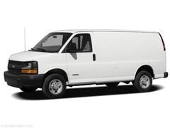 2011 Chevrolet Express RWD 2500 135 Full-size Cargo Van