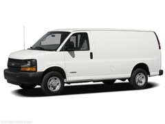 Used 2011 Chevrolet Express 3500 RWD 3500 155 Van Extended Cargo Van for sale in Knoxville, TN