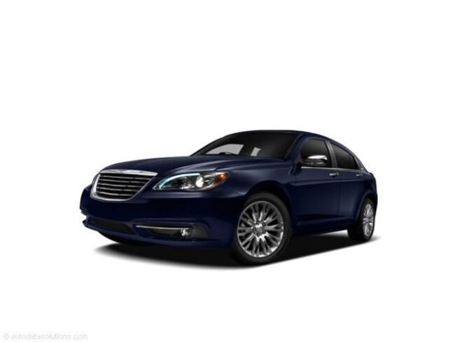 2011 Chrysler 200 Touring Sedan