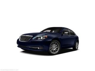 Used 2011 Chrysler 200 Limited Sedan Provo