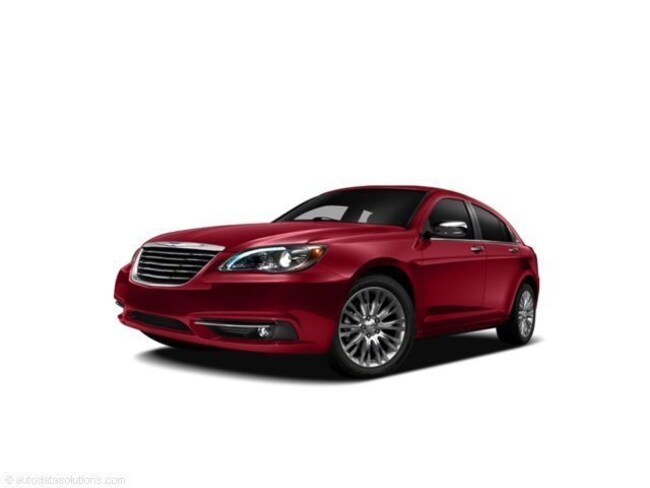 2011 Chrysler 200 S Sedan
