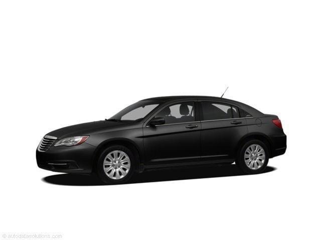 2011 Chrysler 200 S Sedan