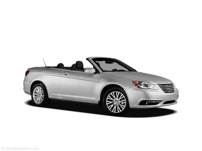 DYNAMIC_PREF_LABEL_AUTO_USED_DETAILS_INVENTORY_DETAIL1_ALTATTRIBUTEBEFORE 2011 Chrysler 200 Convertible 2D Convertible Touring Touring  Convertible DYNAMIC_PREF_LABEL_AUTO_USED_DETAILS_INVENTORY_DETAIL1_ALTATTRIBUTEAFTER