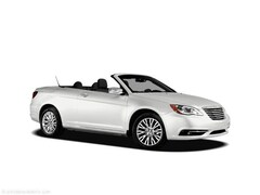 2011 Chrysler 200 Limited Convertible in Exeter NH at Foss Motors Inc