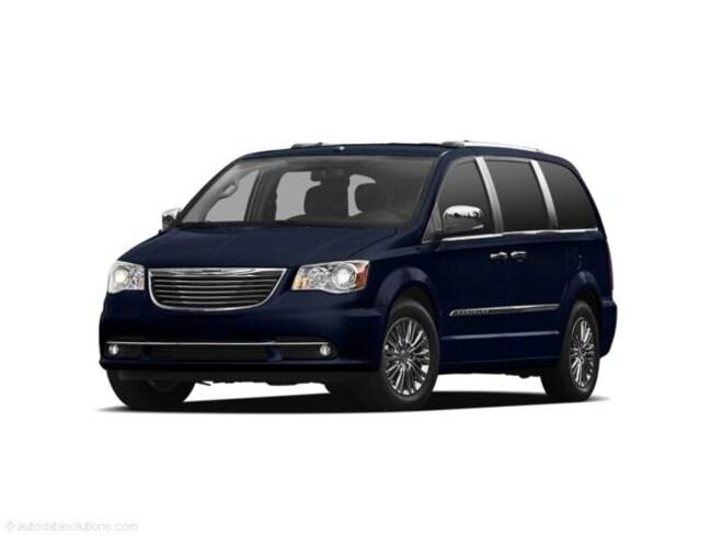 2011 Chrysler Town & Country Touring Van LWB Passenger Van