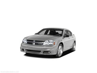 Used 2011 Dodge Avenger Express Sedan under $10,000 for Sale in Cheyenne, WY