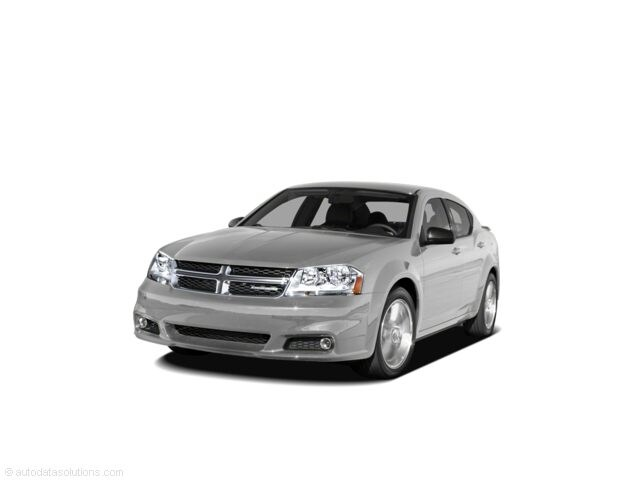 Used 2011 Dodge Avenger Express Sedan N515526A for Sale in Cheyenne, WY