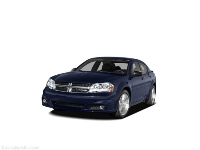 Used 2011 Dodge Avenger Mainstreet Sedan in Thomasville, GA