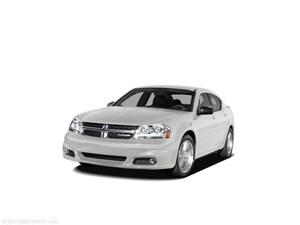 2011 Dodge Avenger Mainstreet FWD