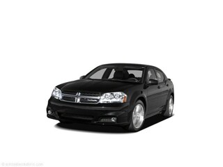 2011 Dodge Avenger Mainstreet Sedan