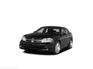 2011 Dodge Avenger Mainstreet Sedan 1B3BD1FB8BN559184