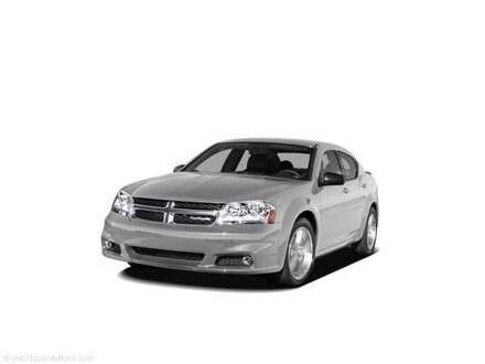 2011 Dodge Avenger Lux Sedan