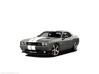 Used 2011 Dodge Challenger SRT8 Coupe 2B3CJ7DJ8BH561066 for sale in Boise at Audi Boise