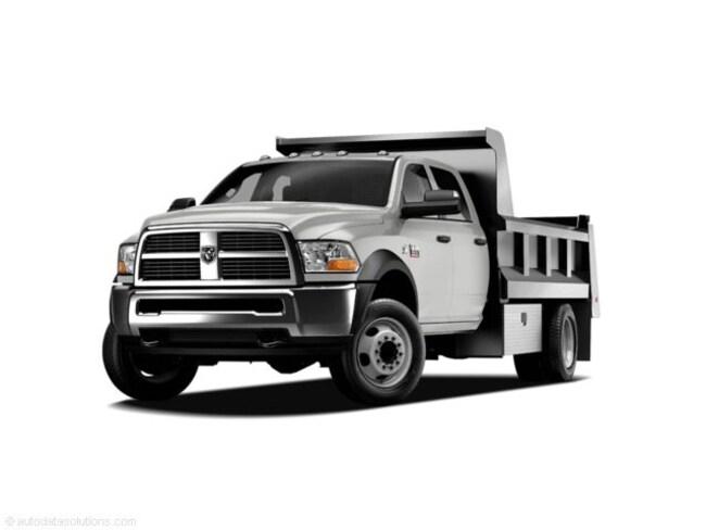 Used 2011 Ram 3500 HD Chassis ST/SLT/Laramie Truck Crew Cab San Angelo, TX