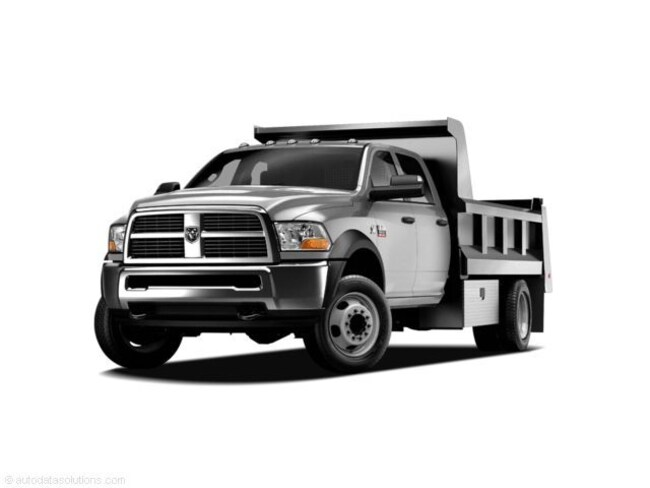 2011 Ram 3500 HD Chassis ST/SLT/Laramie Truck Crew Cab