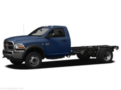 2011 Ram 4500 HD Chassis ST/SLT Truck Regular Cab