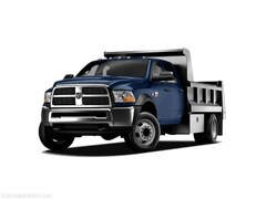 2011 Dodge Ram 4500HD Chassis Cab ST/SLT/Laramie Not Specified