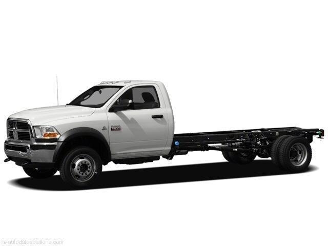 2011 Ram 5500 HD Chassis ST/SLT Truck Regular Cab