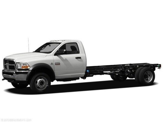 2011 Ram 5500 HD Chassis ST Truck Regular Cab