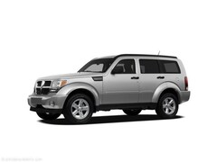 2011 Dodge Nitro Heat SUV