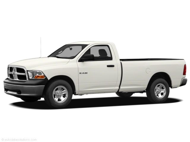 2011 Dodge Ram Pickup Tradesman Cab; Regular