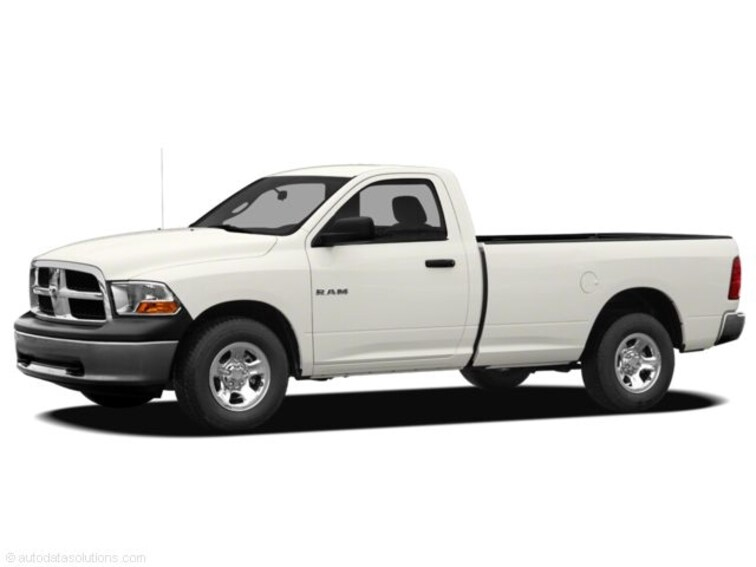 Used 2011 Ram 1500 Truck Regular Cab 3D7JB1EP9BG570643 For Sale  Parkersburg, WV
