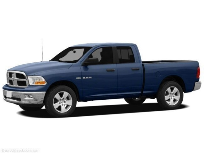 2011 Dodge Ram 1500 Crew Cab Short Bed Truck