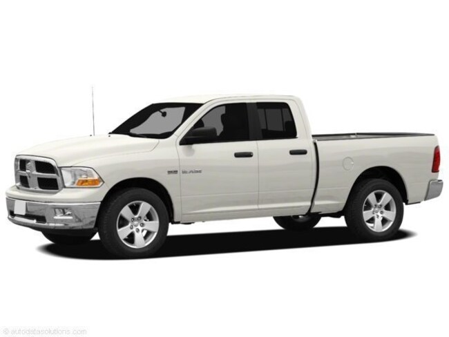 2011 Dodge Ram 1500 SLT Crew Cab Short Bed Truck