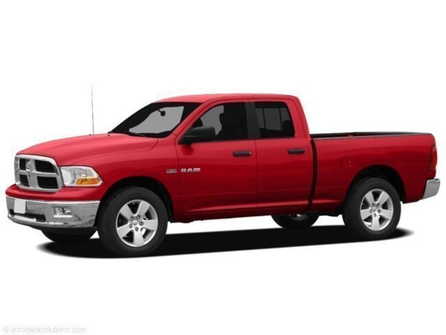 Used 2011 Ram 1500 For Sale at Sunset Volkswagen Inc | VIN:  1D7RV1GP6BS647159