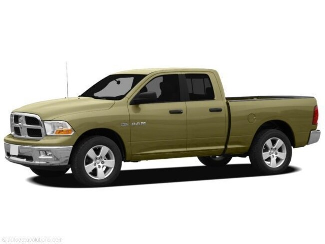 Used 2011 Ram 1500 SLT Truck Quad Cab for Sale in London, KY & Corbin, KY.