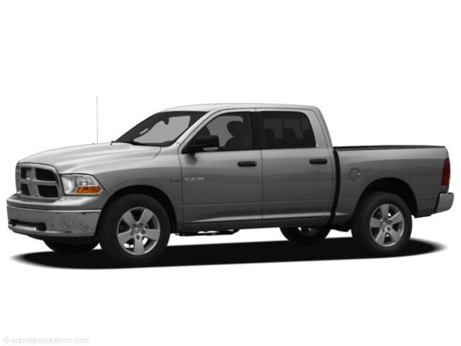 Pre-Owned 2011 Ram 1500 Truck Crew Cab in Monahans, TX